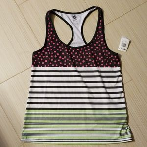 Roxy workout racerback tank